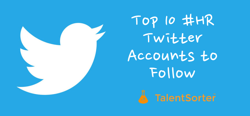 Top #HR Twitter Accounts to Follow