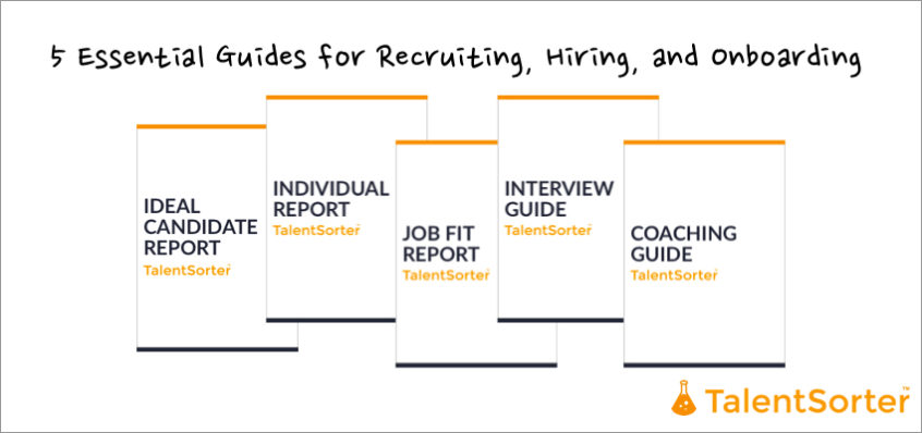 hiring and interview guides for recruiters