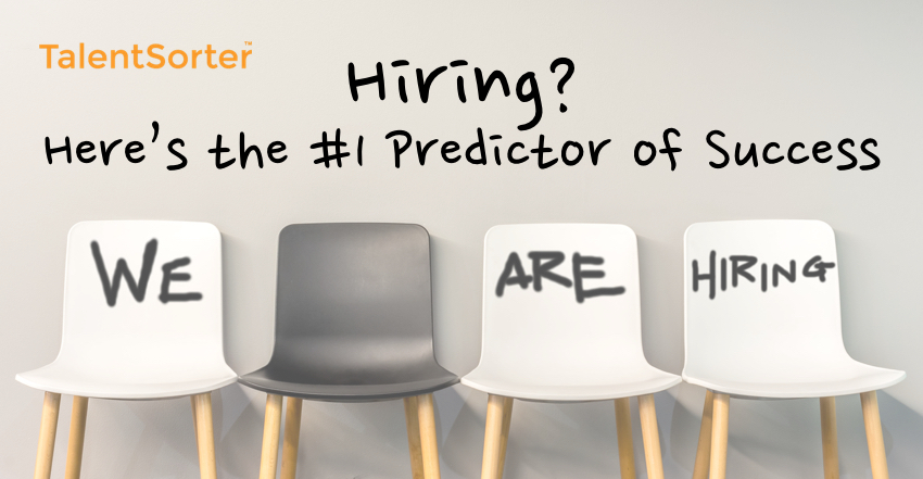 Best Predictor for Hiring Success