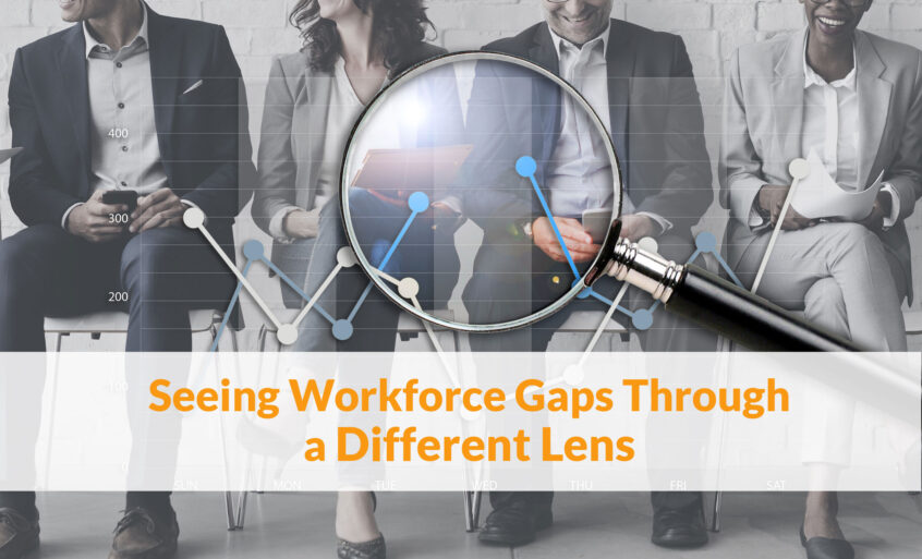Workforce gaps